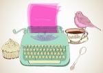 machine-a-ecrire-oiseau-cupcake-www.jesuislinsolente.com